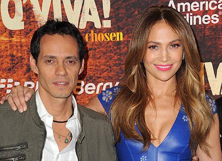 Jennifer Lopez, Marc Anthony Are Like Sonny & Cher, She Says