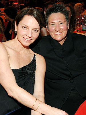 K.D. Lang, Katie Price Ending Domestic Partnership