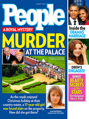 What the Dead Woman on Castle Grounds Could Mean for The Royals
