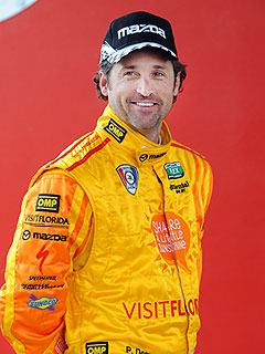 Patrick Dempsey: I'd Rather Race Than Act | Patrick Dempsey