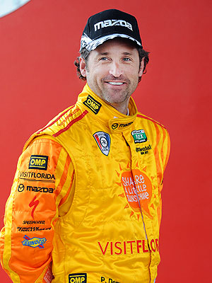 Grey's Anatomy's Patrick Dempsey: I'd Rather Race Than Act