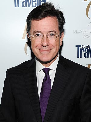 Stephen Colbert Enters the South Carolina Primary
