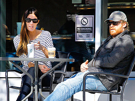 Exes Michael C. Hall and Jennifer Carpenter Spotted Out Together