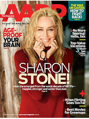 Sharon Stone Thought She'd 'Never Be Pretty Again' After Brain Hemorrhage