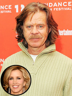 William H. Macy Reveals How He Keeps the Passion Alive with Felicity Huffman