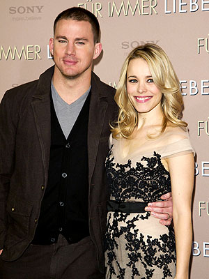 The Vow: Channing Tatum Surprises Rachel McAdams with Prosthetic Penis