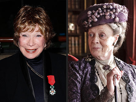 Downton Abbey: Shirley MacLaine Joins the Cast
