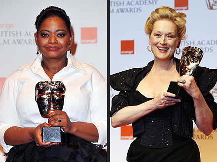 BAFTA Winners: Meryl Streep, Octavia Spencer, The Artist, Christopher Plummer