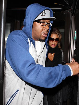 Whitney Houston Cause of Death Unknown as Bobby Brown Lands in L.A.