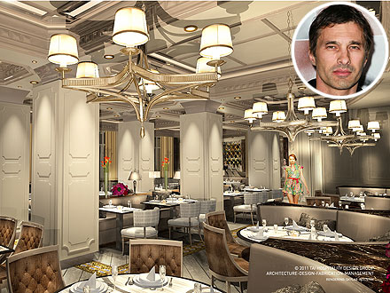 Halle Berry's Beau Olivier Martinez Opening Restaurant in Miami Beach