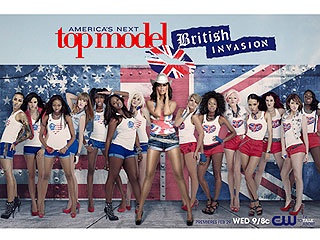 America's Next Top Model: Meet the Women Competing on British Invasion | Tyra Banks