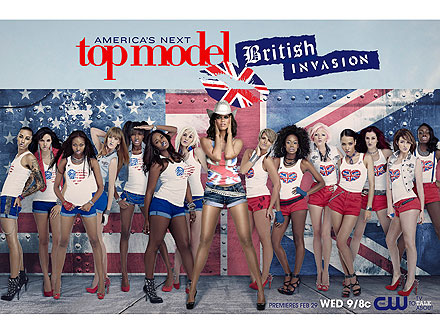America's Next Top Model: British Invasion: Tyra Banks Previews Cycle 18