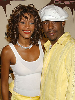 Whitney Houston Dies - Bobby Brown Breaks Down in Tears at Concert