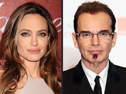 Angelina Jolie Pens Introduction for Billy Bob Thornton&#39;s Book