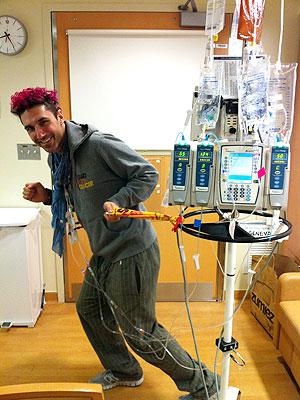 Ethan Zohn Undergoes Stem Cell Transplant