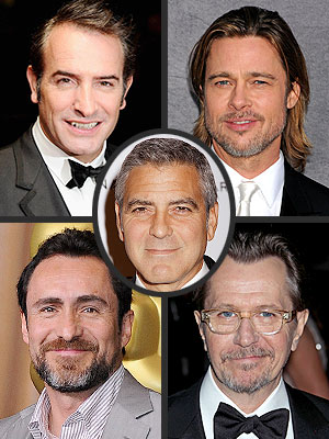 Oscars 2012: Who Should Win Best Actor?