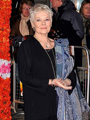 Dame Judi Dench: I'm Losing My Vision