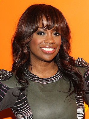 Kandi Burruss Marries Todd Tucker