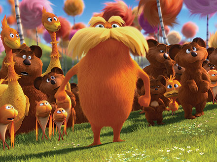 Dr. Seuss The Lorax PEOPLE Review