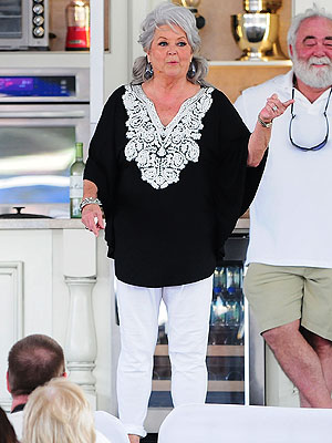 Paula Deen: 'I've Dropped Two Pant Sizes!'