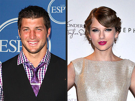 Taylor Swift and Tim Tebow Spotted Out Together