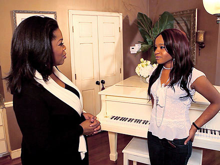 Whitney Houston Death: Bobbi Kristina Talks to Oprah Winfrey