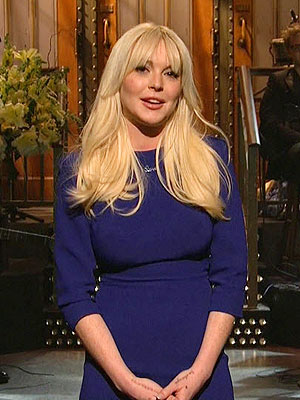 Lindsay Lohan Saturday Night Live Top Three Moments