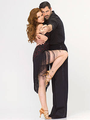Dancing with the Stars: Melissa Gilbert Says Childbirth Is Easier than Quickstep