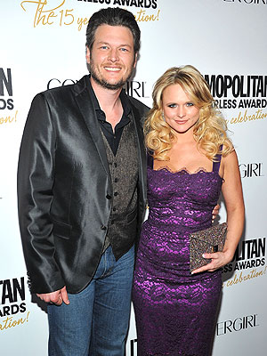 Blake Shelton & Miranda Lambert Are Talking Babies