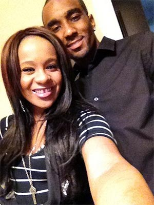 Is Bobbi Kristina Brown Engaged to &#39;Adopted Brother&#39;?