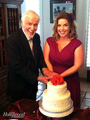 Dick Van Dyke's Wedding Photo