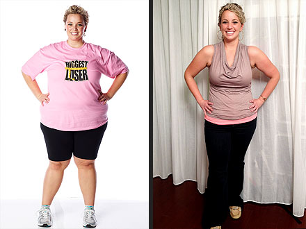 Biggest Loser&#39;s Emily Joy: Clothes That Fit Are Better Than Food