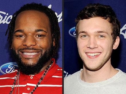 Jermaine Jones Leaves American Idol - His Competitors React