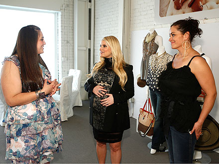 Biggest Loser Recap: Jessica Simpson Goes Shopping with Contestants