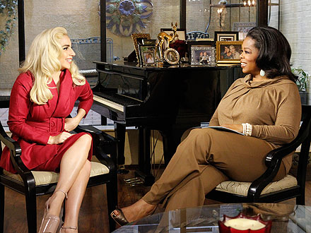 Lady Gaga Tells Oprah She Wants to Raise a 'Soccer Team' of Kids