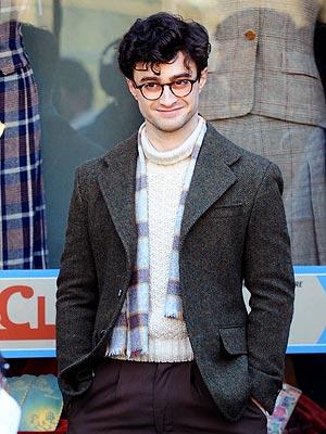 Daniel Radcliffe Plays Beat Poet Allen Ginsberg