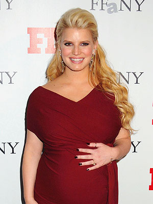 Jessica Simpson Pregnant; Celebrates Her Baby Shower