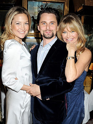 Kate Hudson and Matt Bellamy Did Not Wed, Says Goldie Hawn