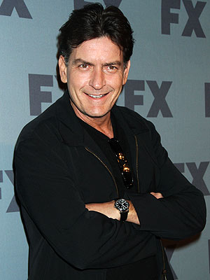 Charlie Sheen 'Anger Management' Issues