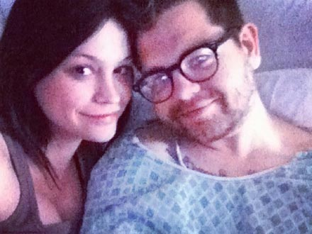 Jack Osbourne Appendix Removed