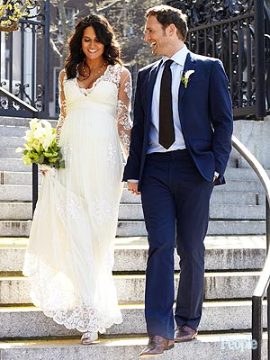 Josh Lucas Wedding Photo