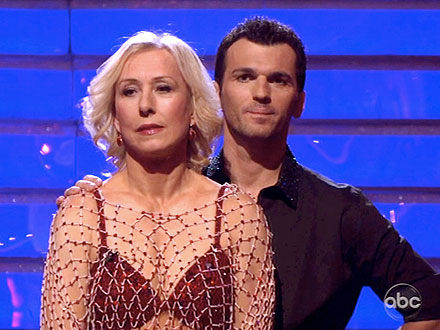 Dancing with the Stars Elimination: Martina Navratilova's Partner 'Destroyed'