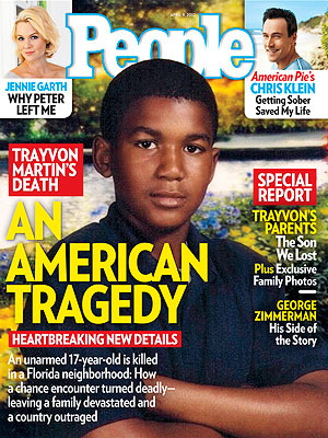 Trayvon Martin Shooter George Zimmerman Prays for Teen: PEOPLE Magazine