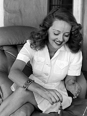 Bette Davis The Life.com Gallery