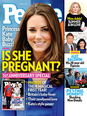 Prince William & Kate: Ready for Baby!