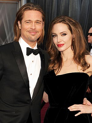 Angelina Jolie & Brad Pitt Teaming Up for New Movie: Report
