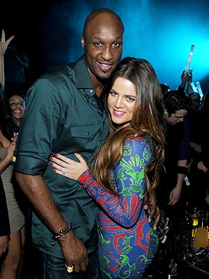 Khloé Kardashian and Lamar Odom Will Be Apart for Thanksgiving