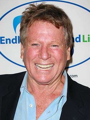 Ryan O'Neal Diagnosed with Prostate Cancer : People.