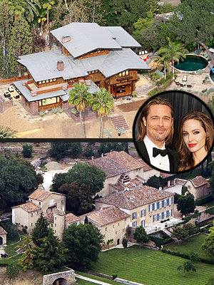 Brad Pitt and Angelina Jolie Engaged, Where Will They Wed?