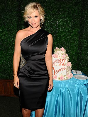 Jennie Garth Turns 40